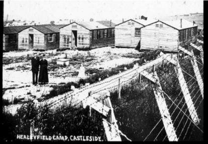 Healeyfield Camp