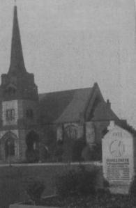 POW Grave - Wilmslow