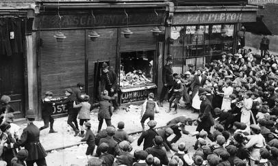 Riots - London