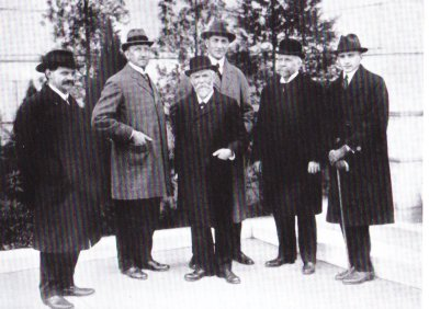Schindler Huber - Second from Right