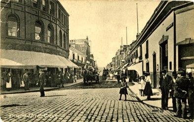 Victoria Street - Crewe